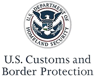 U.S. Customers and Border Protection Logo